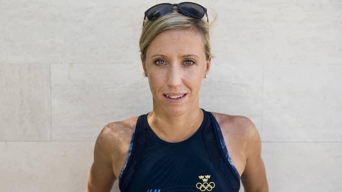 Efter satsningen på olympisk distans väntar halv Ironman och hel Ironman för Lisa Nordén. Foto: PETTER ARVIDSON / BILDBYRÅN