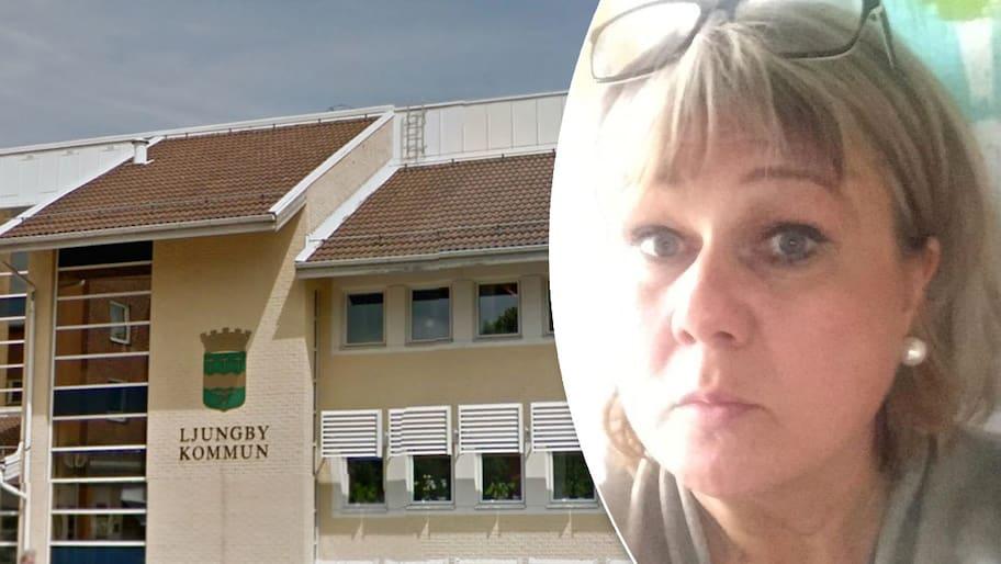 Ljungby kommun fick en kvarts miljon donerade
