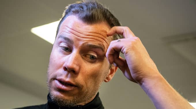 Daniel Andersson, sportchef, tar över även huvudtränaruppdraget. Foto: JOHAN NILSSON/TT / TT NYHETSBYRÅN
