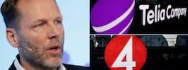 Telia köper Bonnier Broadcasting