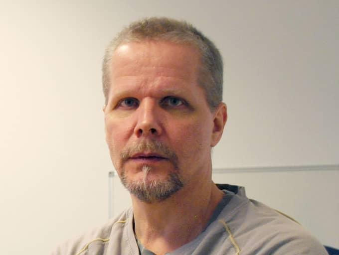 Kaj Linna har beviljats resning efter tolv år i fängelse. Foto: Anton Berg