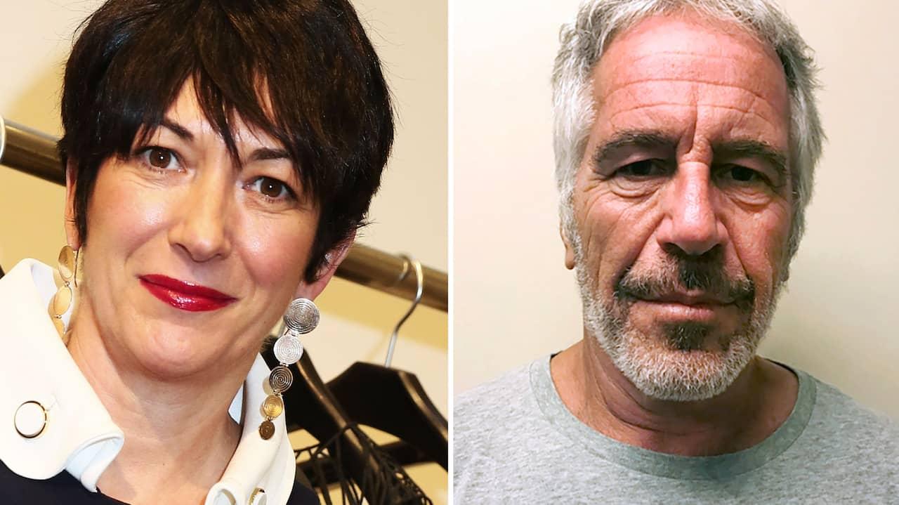Stora mysteriet kring Epsteins ex-flickvän