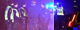JUST NU: Flicka på moped livshotande skadad i krock