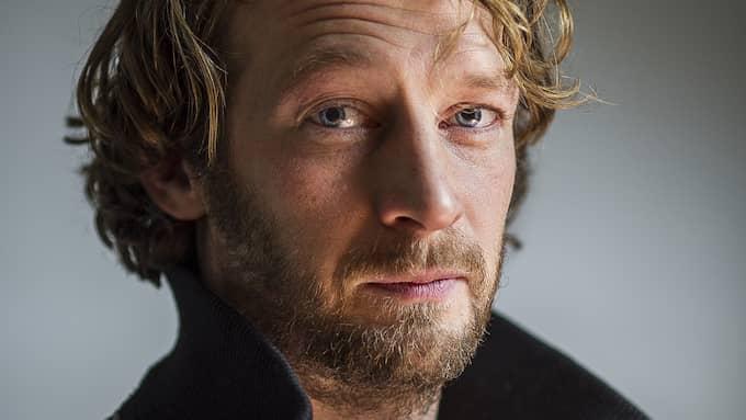 """Nils Håkansson är författare och översättare. """"Ödmården"""" är hans tredje roman. Foto: JAN-ÅKE ERIKSSON"""