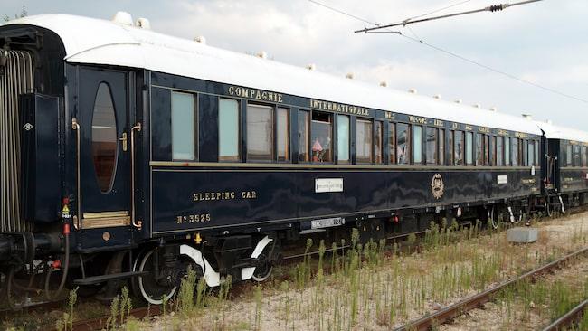 resa med tåg till spanien