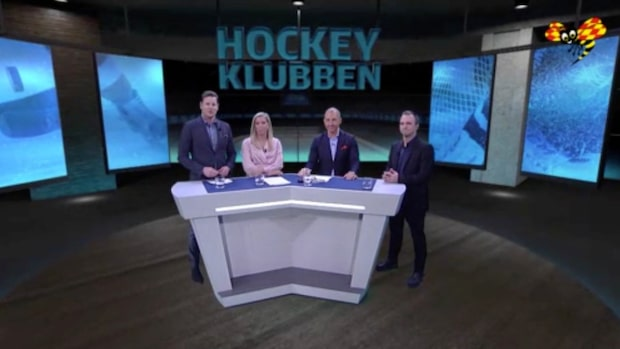 Hockeyklubben 12 februari - se hela avsnittet här!