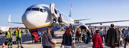 Ryanair får miljonböter för nya bagagereglerna