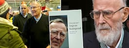 Vännen om Kamprads sorg efter sitt sista möte på Ikea