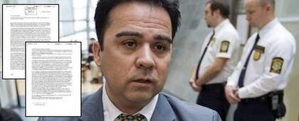 """Våldtäktsdömde Tito Beltran anmäler Skogomeanstalten. """"När personalen vill tvekar de inte att skapa egna regler"""", skriver han. Foto: Suvad Mrkonjic"""