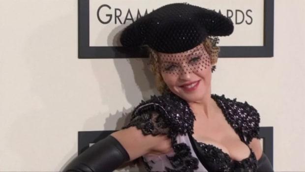 Madonnas nya kärlek – 27 år yngre modell