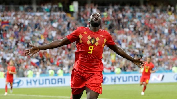 Se alla mål från fotbolls-VM i sportnyheterna - 18 juni