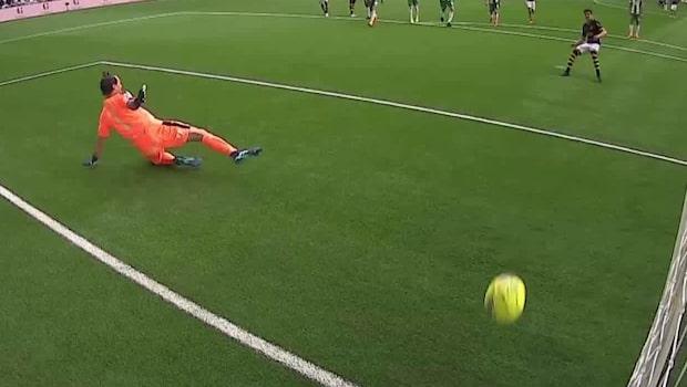 Höjdpunkter: Hammarby-AIK