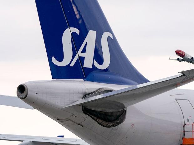Kvinna öppnade dörren på SAS-flyg efter bråk