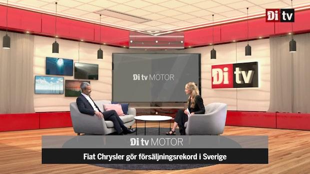 Fiat Chrysler växlar upp i Sverige