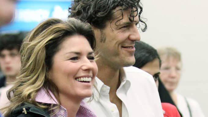 Shania Twain är numera gift med Frederic Thiébaud. Foto: JOHN R. KENNEDY/SPLASH NEWS / ALL OVER PRESS SPLASH NEWS