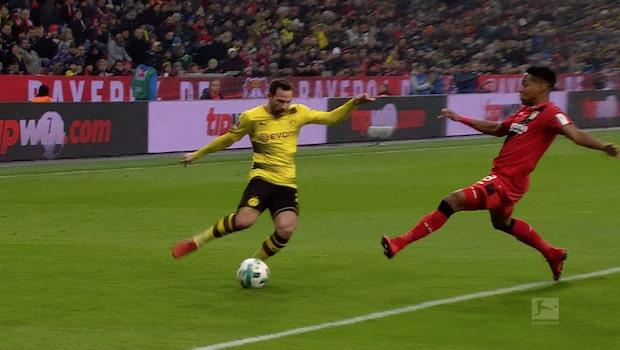 Highlights: Leverkusen-Dortmund