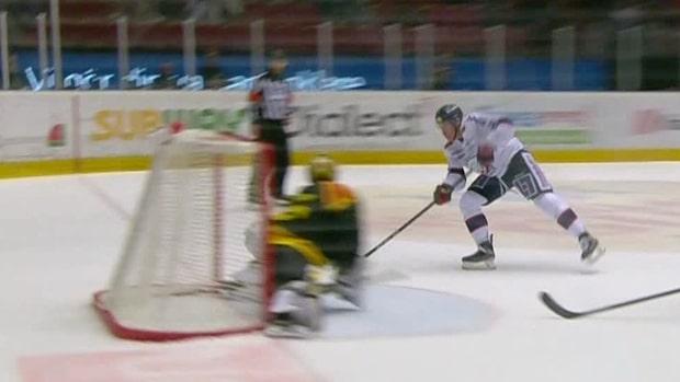 Höjdpunkter: Linköping vann efter övertidsdrama