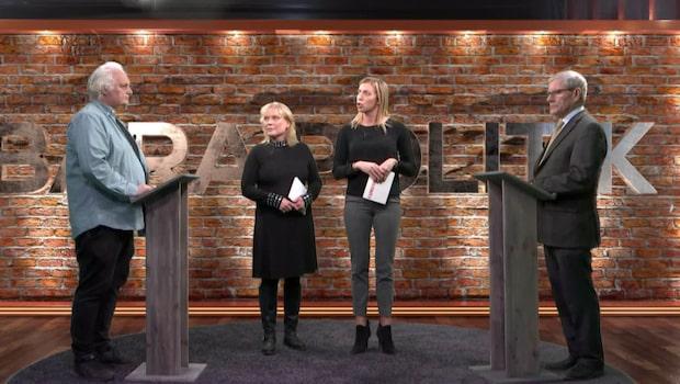 Bara Politik: 6 december - Debatt mellan Göran Greider och Carl Tham
