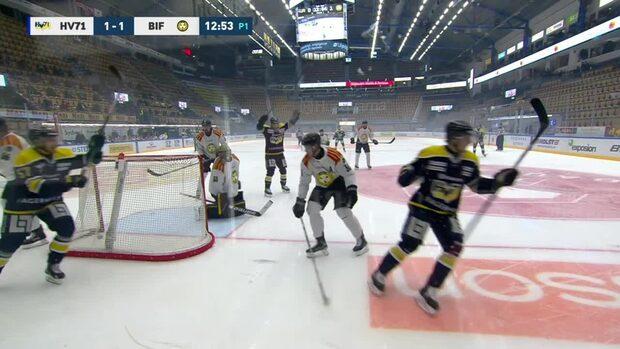 Highlights: Lias Andersson glödhet i comebacken