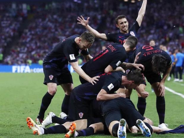 Kroatiens väg till VM-finalen