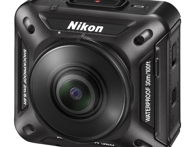 KeyMission 360, Nikon.