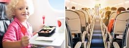 Flygbolagen som är bäst på att hålla rent i kabinen