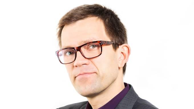 Mattias Goldmann är vd för tankesmedjan Fores.