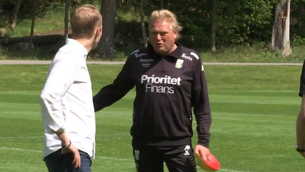 """""""Lennartsson är en av kandidaterna att ta över"""""""