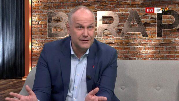 Bara Politik: 21 november - Intervju med Jonas Sjöstedt