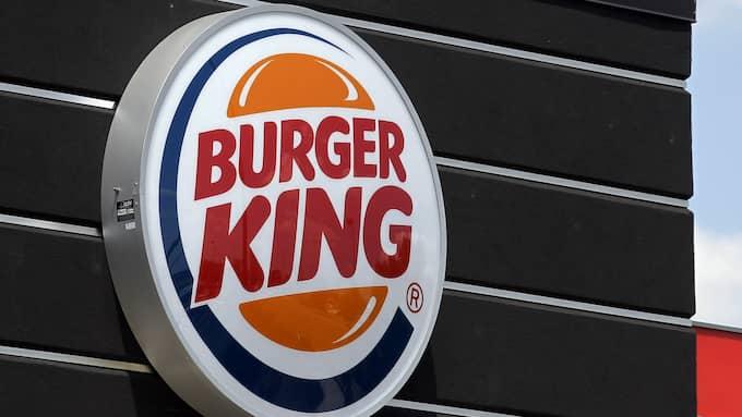 Brottsoffret ska ha varit och ätit på Burger king i centrala Uppsala och lämnat snabbmatsrestaurangen tidigt på morgonen – vid 03.30-tiden – på valborgsmässoafton. Foto: MICHAEL CONROY