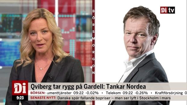 Olavi och Petersson synar Stjernholms arbete i I-värden