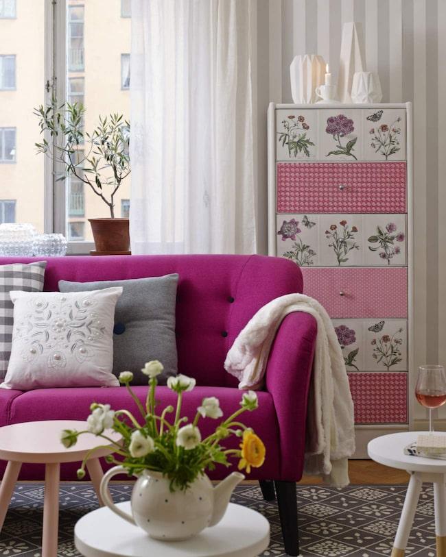 Göra om hemma billigt u2013 härär oslagbara tips Vardagsrum Expressen Leva& bo