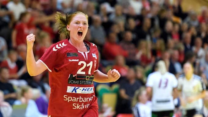 Sofia Hvenfelt, H65 Höör. Foto: PETTER ARVIDSON / BILDBYRÅN