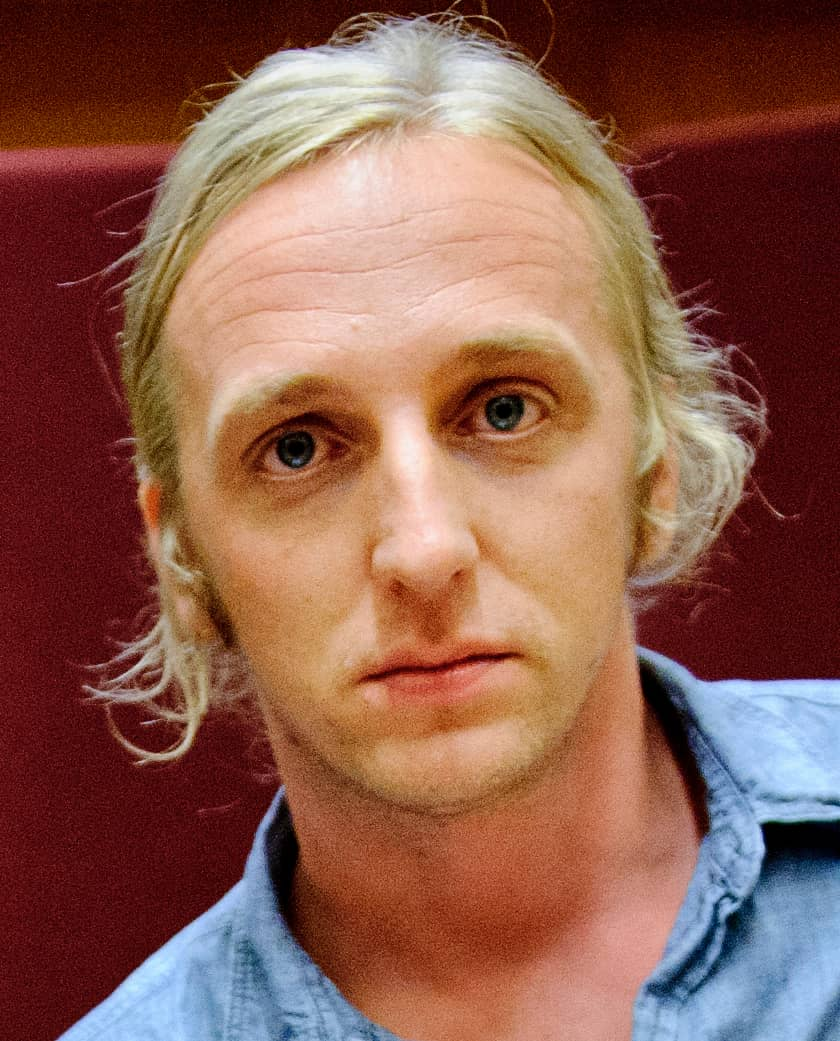 Martin Schibbye
