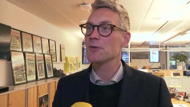 """Larsson om tränarbytet: """"Behövs för att klara kontraktet"""""""