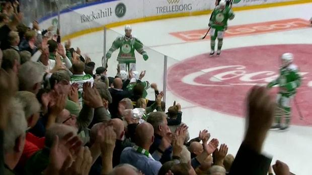 Highlights: Rögle-HV71
