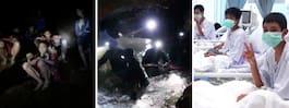 Sanningen om hur de räddades ur grottan