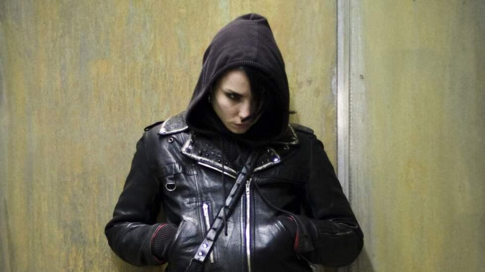 """Jättesuccé. Noomi Rapace spelade Lisbeth Salander i filmerna om """"Millennium"""" Foto: Knut Koivisto"""