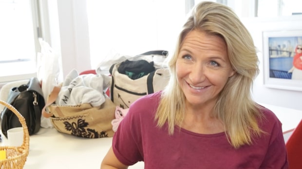 """Kristin Kaspersen: """"Jag är inte morgonsur längre"""""""