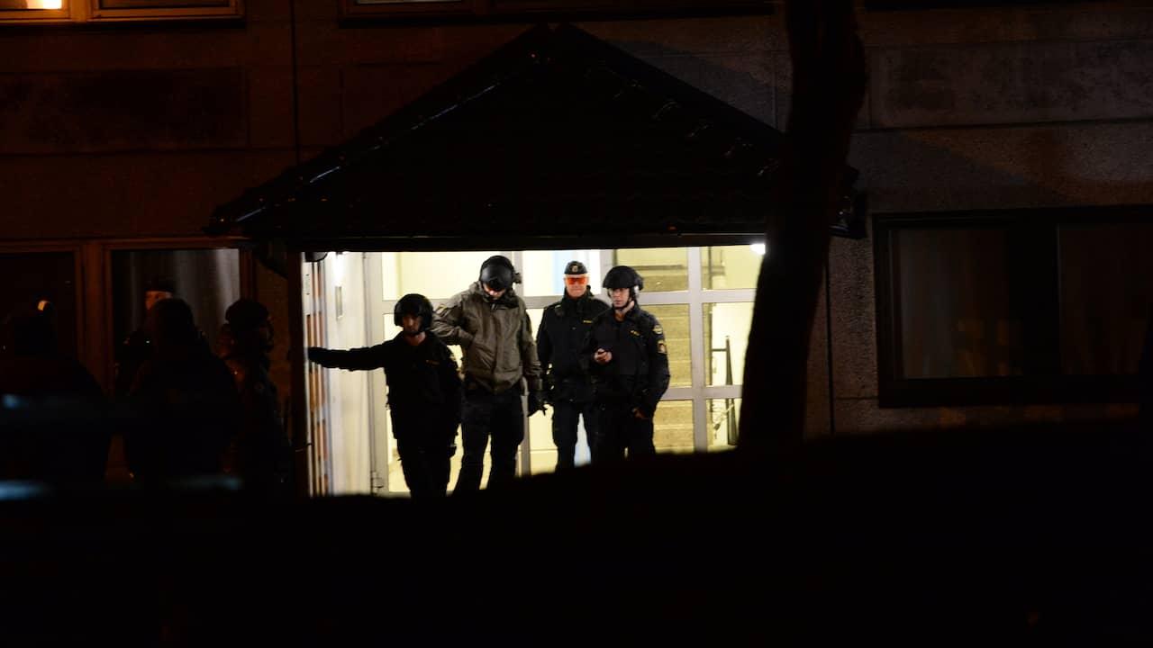 Stort tillslag mot kriminella i goteborg