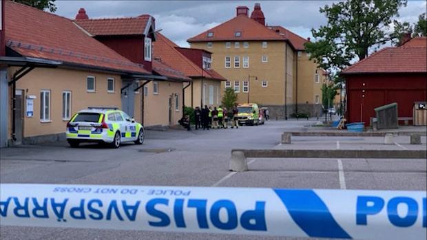 Polisen om evakueringen i Linköping