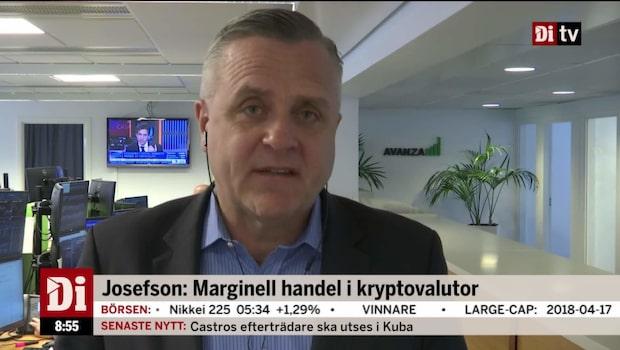 """Josefson: """"Stora förhoppningar på bolånen"""""""