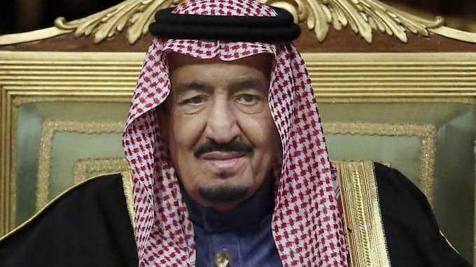 Saudiarabiens kung Salman. Foto: Khalid Mohammed/AP