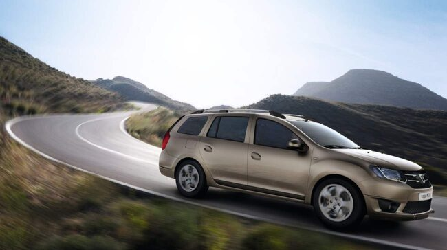 Dacia Logan – massor av fel.