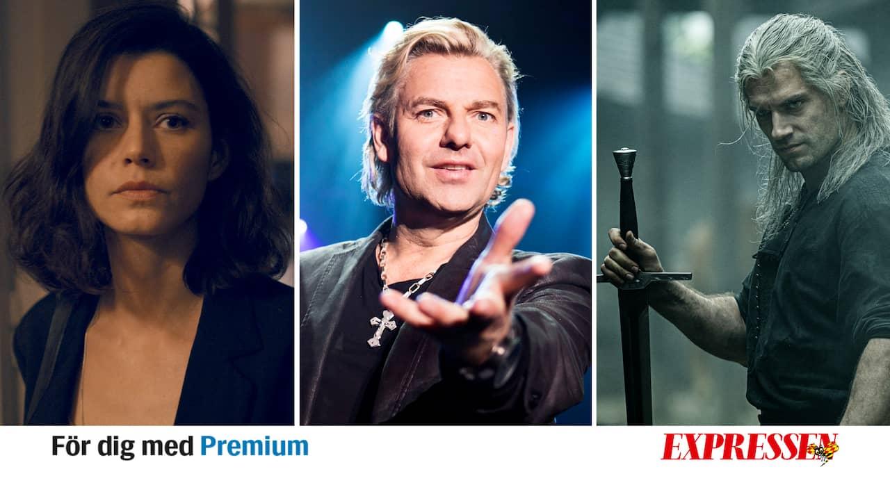 Premiarerna Du Inte Far Missa Pa Tv I Jul Noje Expressen