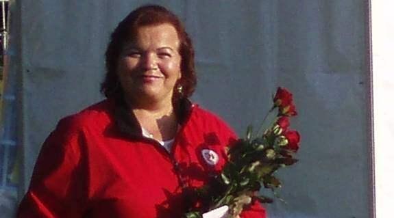 Lirije Latifi, ordförande Rosengårds socialdemokratiska förening. Foto: Privat