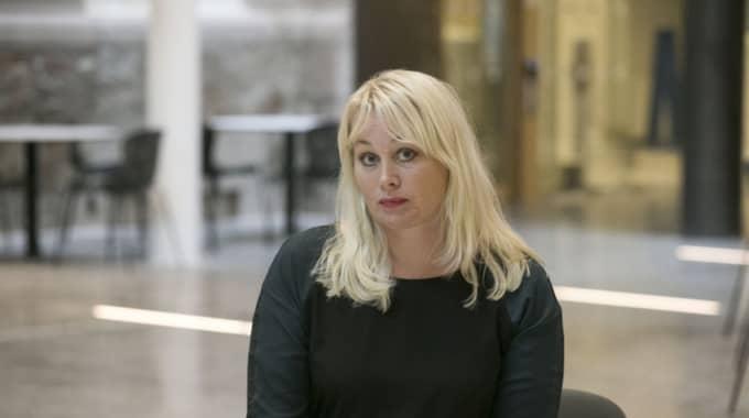 Ann Heberlein. Foto: Ulf Ryd / KVP/EXPR