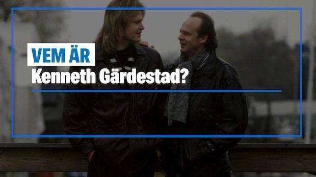Vem är Kenneth Gärdestad?