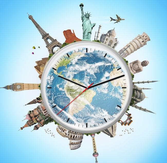 Nu är det dags att ställa om till vintertid. 28 oktober flyttas klockan tillbaka en timme.
