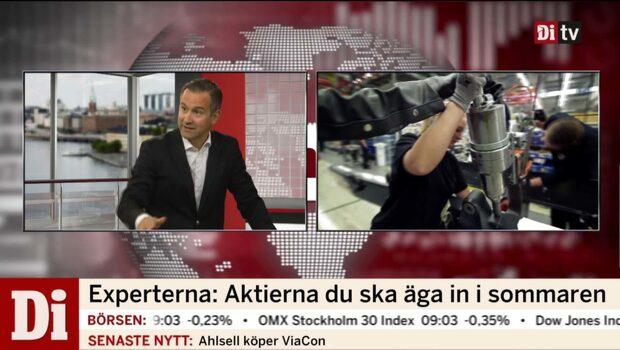 """Hägerstrand: """"Volvo borde stiga ännu mer"""""""